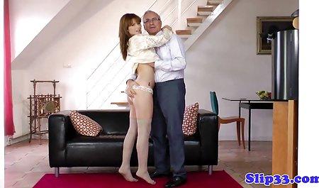 Suami Menonton japan kakek xxx Istri Bercinta Menyemprotkan Tangan