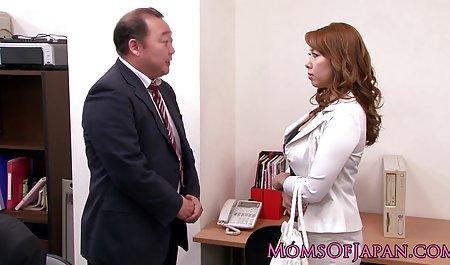 Rambut coklat anina pussy ditumbuk dan tante sex japan
